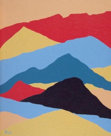paysage 20060201 une oeuvre d 39 art par pascal dumont artiste peintre. Black Bedroom Furniture Sets. Home Design Ideas
